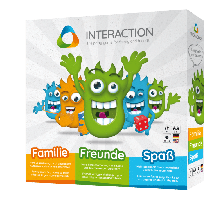 Education-Variante von Interaction mit eSquirrel