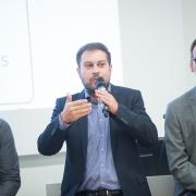 Michael Maurer, CEO von eSquirrel, präsentiert an den Digital Days 2017