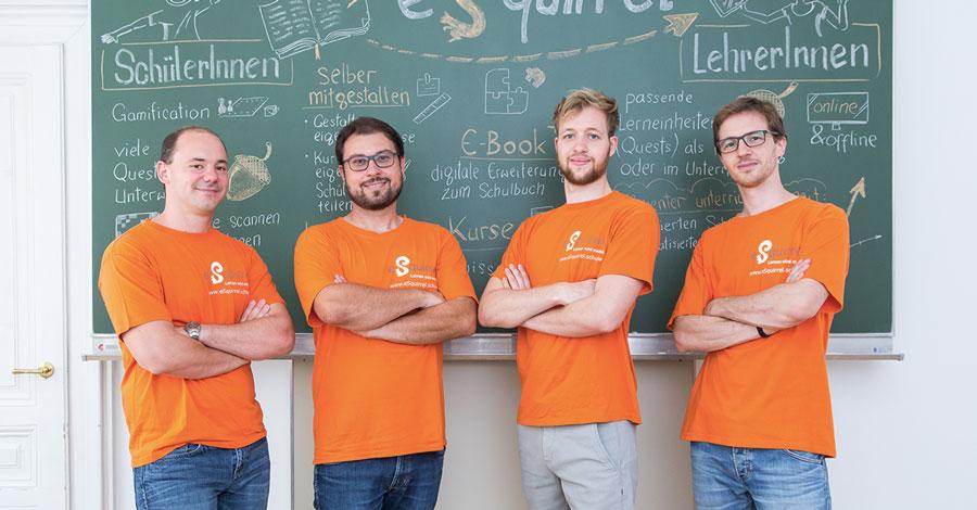 Schulbuchaktion mit digitaler österreichischer Lösung retten